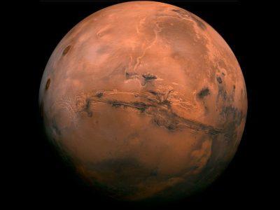 【星座.占星學】占星盤上的火星