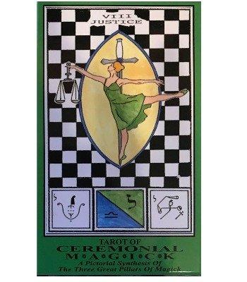 Tarot of Ceremonial Magick Image