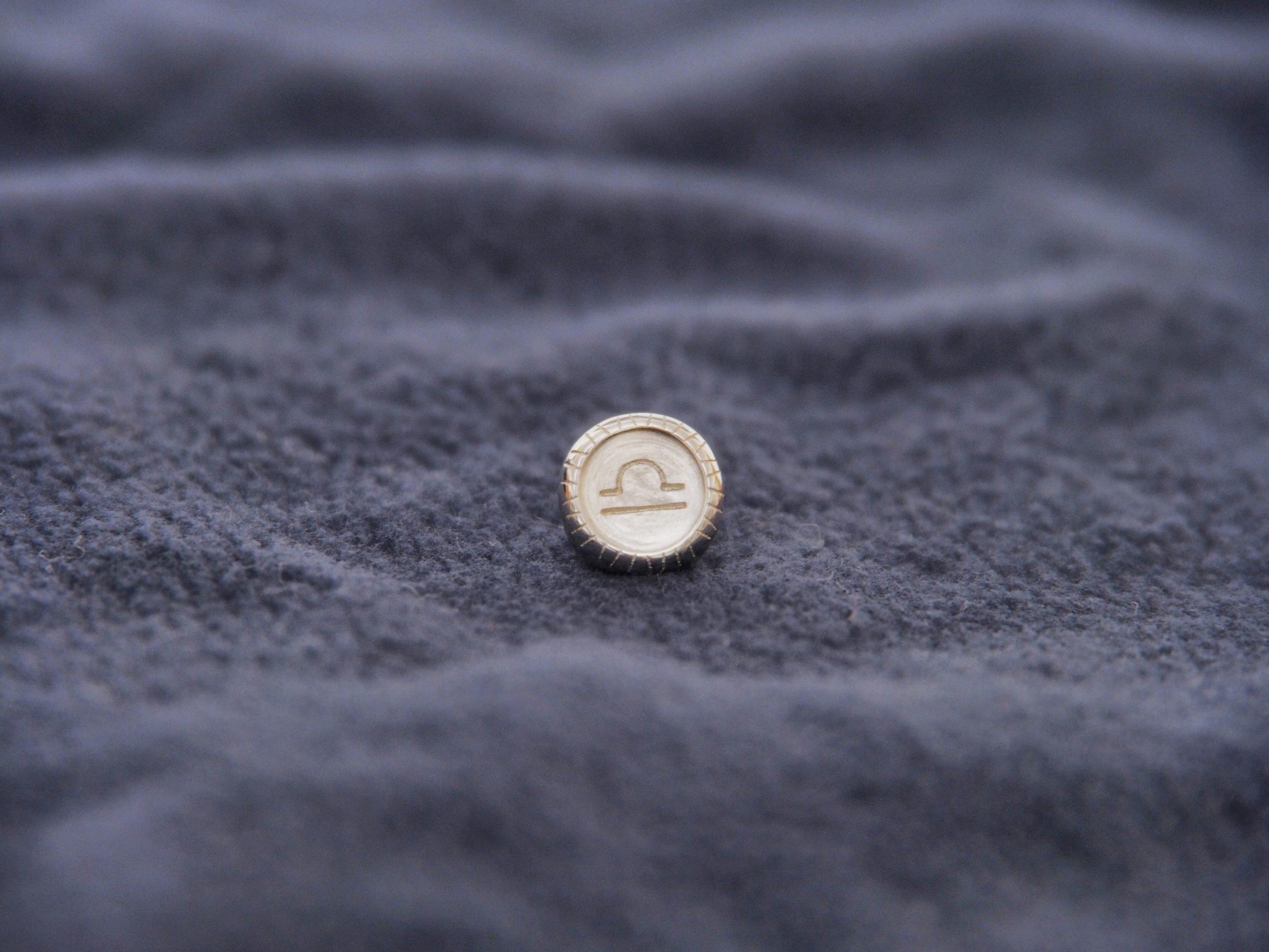 天秤座純銀扣配彈性手環 Image