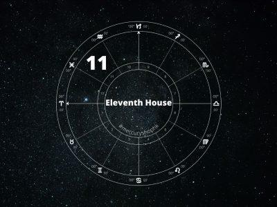 【宮位.占星學】水星在第十一宮