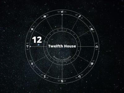 【宮位.占星學】冥王星在第十二宮