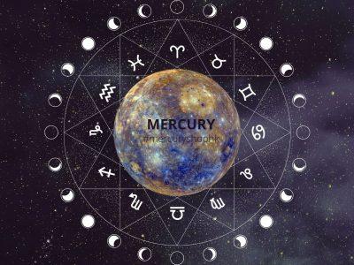 【行星.占星學】流年水星在第九宮